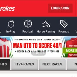 app by Ladbrokes
