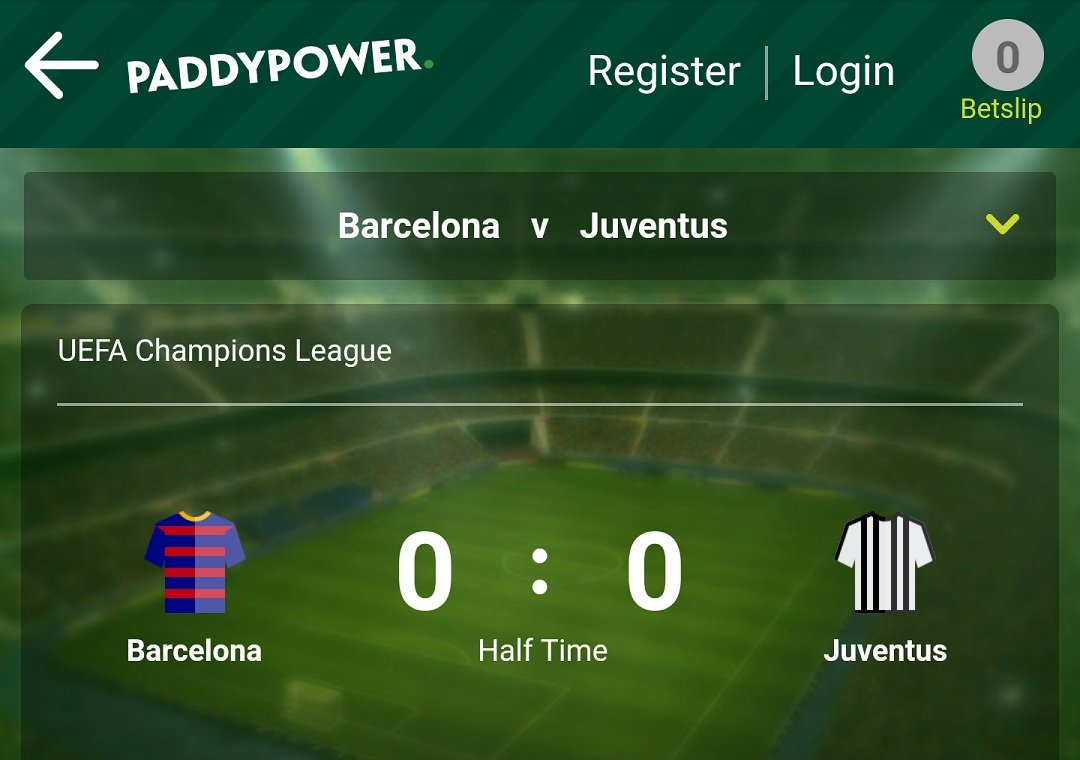Paddy power android apk download