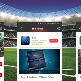 Free bet app now available on Android