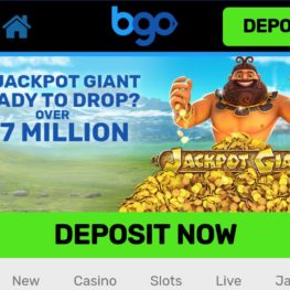 Download bgo casino app