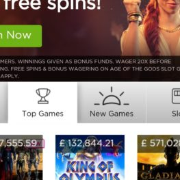 Download the casino.com app